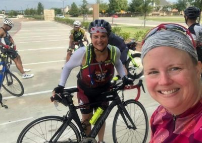 Social Distance Group Ride